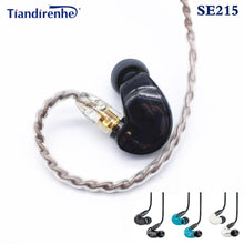 Load image into Gallery viewer, Hi-FI MMCX SE215 stereo Noise Canceling 3.5MM In ear Earphones With Separate Cable headset For Shure SE215 SE535 headphone - thegsnd