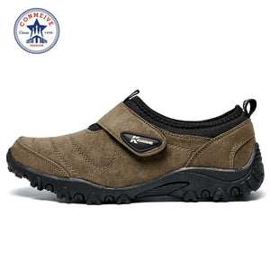 Hot Sale Breathable hunting hiking shoes Autumn winter professional sneakers men light brand outdoor trekking climbing shoes - thegsnd
