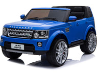 Mini Moto Land Rover Discovery 12v Blue (2.4ghz Rc)-Big Kid Toys-Mini Motos-thegsnd