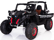 Mini Moto Utv 4x4 12v Black (2.4ghz Rc)-Big Kid Toys-Mini Motos-thegsnd