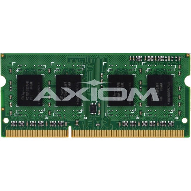 Axiom 4GB DDR3L-1600 Low Voltage SODIMM for HP - H6Y75AA, 691740-001 - thegsnd