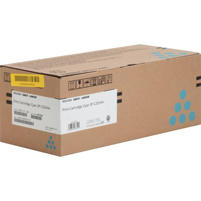 Ricoh SP C252HA Original Toner Cartridge - thegsnd