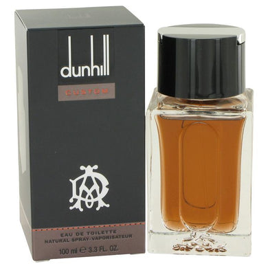 Dunhill Custom by Alfred Dunhill Eau De Toilette Spray 3.3 oz for Men - thegsnd
