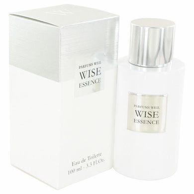 Wise Essence by Weil Eau De Toilette Spray 3.3 oz for Men - thegsnd