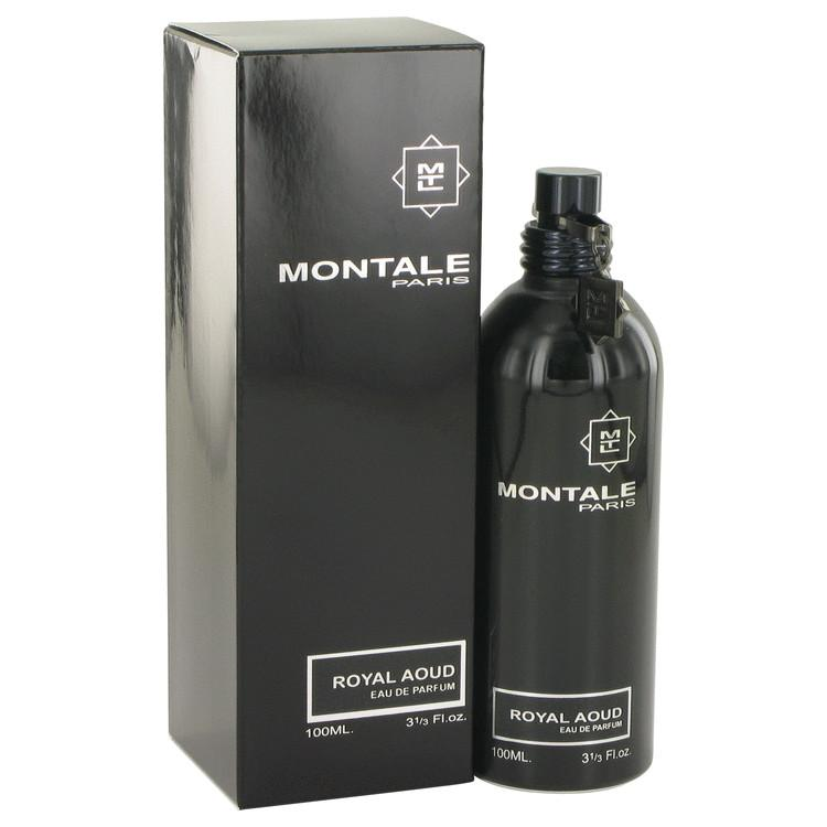 Montale Royal Aoud by Montale Eau De Parfum Spray 3.3 oz for Women - thegsnd