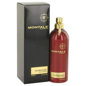 Montale Silver Aoud by Montale Eau De Parfum Spray 3.3 oz for Women - thegsnd