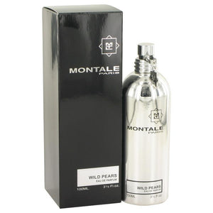 Montale Wild Pears by Montale Eau De Parfum Spray 3.3 oz for Women - thegsnd