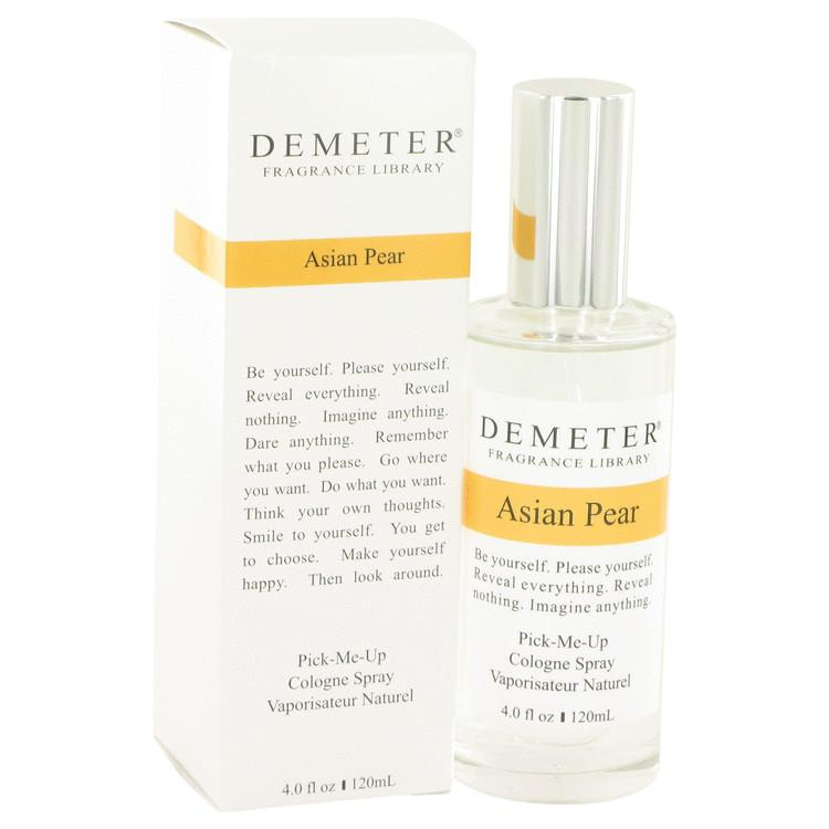 Demeter Asian Pear Cologne by Demeter Cologne Spray (Unisex) 4 oz for Women - thegsnd