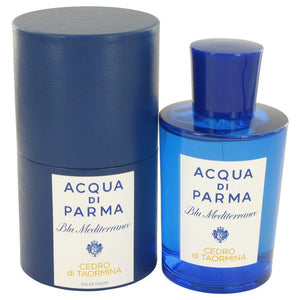 Blu Mediterraneo Cedro Di Taormina by Acqua Di Parma Eau De Toilette Spray (Unisex) 5 oz for Women - thegsnd