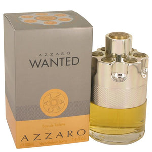 Azzaro Wanted by Azzaro Eau De Toilette Spray 3.4 oz for Men - thegsnd