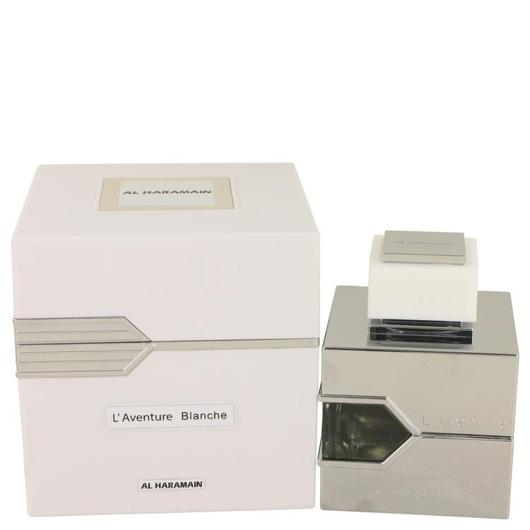 L'aventure Blanche by Al Haramain Eau De Parfum Spray (Unisex) 3.3 oz for Women - thegsnd