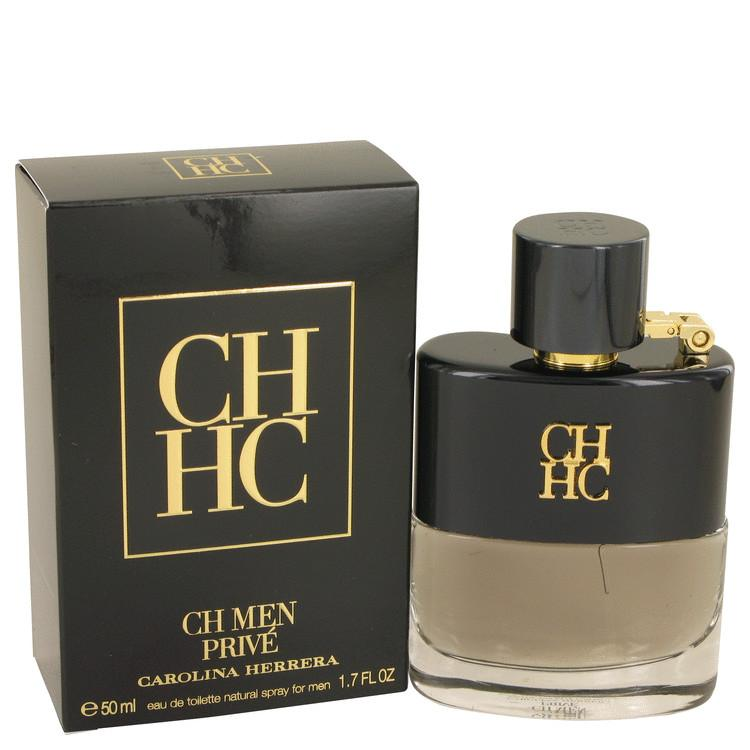 CH Prive by Carolina Herrera Eau De Toilette Spray 3.4 oz for Men - thegsnd