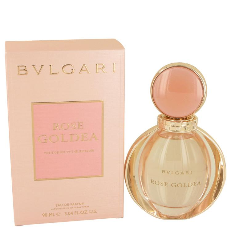 Rose Goldea by Bvlgari Eau De Parfum Spray 3 oz for Women - thegsnd