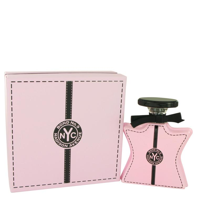 Madison Avenue by Bond No. 9 Eau De Parfum Spray 3.4 oz for Women - thegsnd