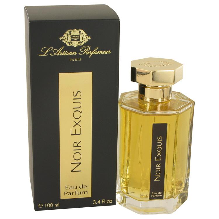 Noir Exquis by L'Artisan Parfumeur Eau De Parfum Spray (Unisex) 3.4 oz for Women - thegsnd