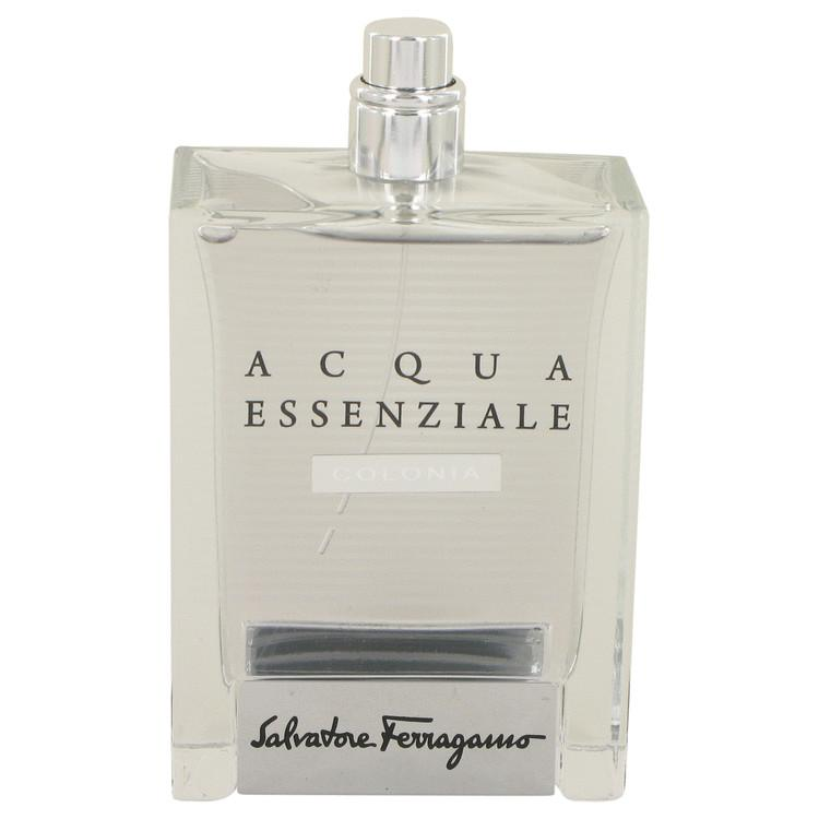 Acqua Essenziale Colonia by Salvatore Ferragamo Eau De Toilette Spray (Tester) 3.4 oz for Men - thegsnd