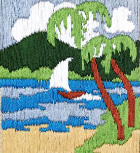 Sea Shore (Multi Color_31*29).-wk_wallet-thegsnd