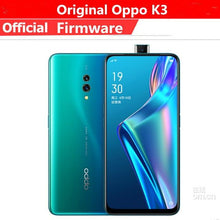 "Load image into Gallery viewer, In Stock Oppo K3 4G LTE Sim Free Phone Snapdragon 710 Android 9.0 6.5"" 2340X1080 8GB RAM 256GB ROM 16.0MP Fingerprint Face ID - thegsnd"