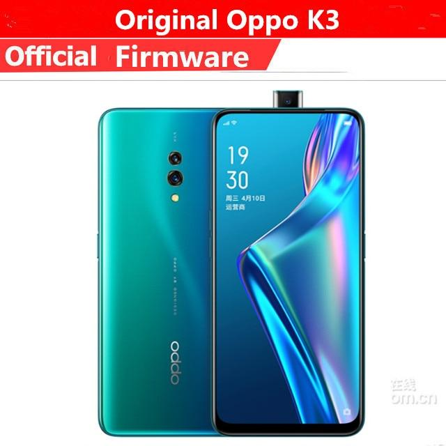 In Stock Oppo K3 4G LTE Sim Free Phone Snapdragon 710 Android 9.0 6.5