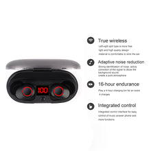 Load image into Gallery viewer, J29 Bluetooth 5.0 Tws Battery Display Mini Wireless Ear Buds Twins Earphone Headphones With Battery Case Hands Free - thegsnd
