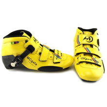 Load image into Gallery viewer, JAPY Professional Speed Inline Skates Competition 3*110MM or 4*110MM Wheels Boots Women Men Roller Skating Shoes Racing Patines-Gaming Zone-thegsnd-Model 7-33-thegsnd