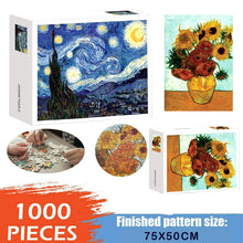 Load image into Gallery viewer, Jigsaw puzzle with picture puzzle 1000 pieces mini Wooden assembly puzzle Toys For adults children educational games toys D30 - thegsnd