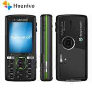 K850i 100% Original Unlokced Sony Ericsson K850 Mobile Phone 3G Bluetooth 5.0MP Camera FM Unlocked Cell Phone Free shipping - thegsnd