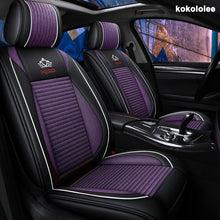 Load image into Gallery viewer, KOKOLOLEE Car Seat Cover For Hyundai IX35 IX25 Sonata Santafe Tucson ELANTRA Accent car accessories automobiles seat cover - thegsnd
