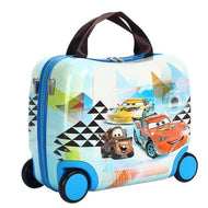 Travel Luggage Cover Drawing Abstract Frame Colors Squares Suitcase Protector Fits 26-28 Inch Washable Baggage Covers