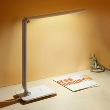Load image into Gallery viewer, LED table lamp led desk lamps flexo flexible lamp office table light bureaulamp led lamp table Cold/Warm Light desk table light - thegsnd
