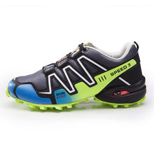 Load image into Gallery viewer, Large size explosion proof hiking shoes, lightweight outdoor sports shoes - thegsnd