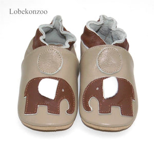 Lobekonzoo  hot sell baby boy shoes  Guaranteed 100% soft soled Genuine Leather baby First walkers for boys   infant boy shoes - thegsnd