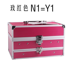Makeup Kit Full Professional Makeup Set Box Cosmetics for for Women 190 Color Lady Make Up Sets - thegsnd