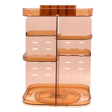 Load image into Gallery viewer, Makeup Tools Holder Cosmetic Organizer Makeup Jewelry Square Organizer Rack Shelf For Women - thegsnd