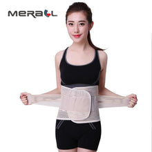 Load image into Gallery viewer, Medical Posture Corrector Back Support Brace Waist Belt Breathable Lumbar Corset Belts Orthopedic Device Back Brace &Supports - thegsnd