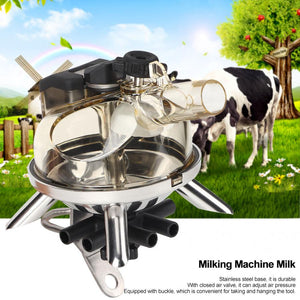 Milking Machine Part 300 cc Cow Use Milking Claw Collector Tool Accessory Milk Machine Milking Claw Farming Supplies - thegsnd