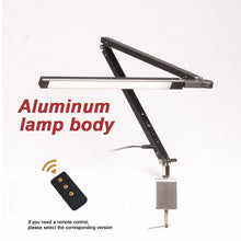 Load image into Gallery viewer, Modern 8W Manicure Desk Lamp bedroom desk light Three Color Temperature Remote Control Adjustable Lamp for Table Luminaire - thegsnd