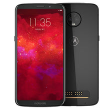 Load image into Gallery viewer, Motorola MOTO Z3 smartphone 6.01'' Snapdragon835 NFC 6GB RAM 128GB ROM 2 Back 1 Front camera Android 8.1 Fingerprint mobilephone - thegsnd