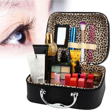 Load image into Gallery viewer, Multi-functional Women Cosmetic Bag Eyelash Extension Makeup Tools Storage Bag Organizer Makeup Tool Kits - thegsnd