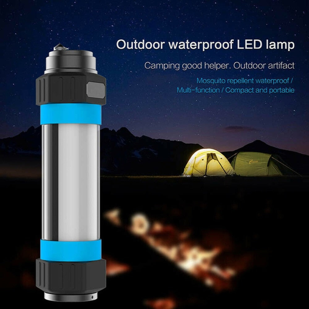 Multifunctional Outdoor Mosquito Repellent Lamp Camping Hiking