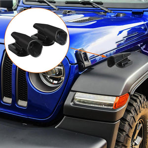 New Car Deer Warning Alarms Wind Driven Animal Safety Tools Car Forest Wild Driving Animal Whistle For fixed Gear Automotive - thegsnd