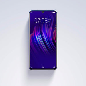 "New Global Version Original vivo V11 Mobile Phone 6G 128G 6.41"" Snapdragon 660 Octa Core Front 25MP Rear 12MP+5MP Screen Unlock - thegsnd"