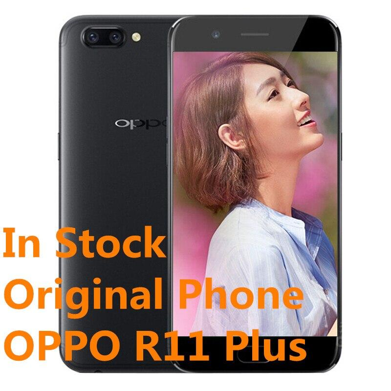 New Original Oppo R11 Plus 4G LTE Android 7.1 Smart Phone Snapdragon 6.0