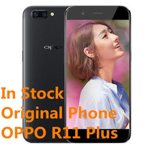 "Load image into Gallery viewer, New Original Oppo R11 Plus 4G LTE Android 7.1 Smart Phone Snapdragon 6.0"" IPS 1920x1080 6G RAM 64G ROM 20.0MP Fingerprint Phone - thegsnd"