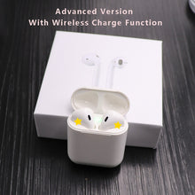 Load image into Gallery viewer, Newlife Bluetooth earphone BT 5.0 Headsets Touch Control Headphones with wireless  Charging function for iphone xiaomi  Наушники - thegsnd