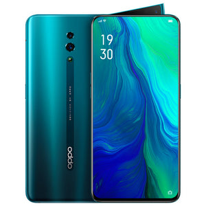 OPPO Reno New Arrival Smart phone 6.4 inch Qualcomm710 Support NFC 2340*1080 Octa Core 3 Cameras 48MP+5MP 3765mAh Fingerprint ID - thegsnd