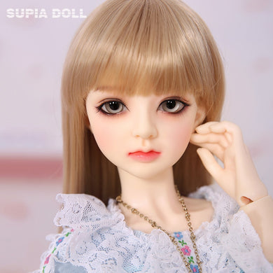 OUENEIFS Supia Hael 1/3 BJD SD Dolls Resin Figures Model Baby Girls Boys High Quality Toys Anime Gift For Birthday Or Christmas - thegsnd