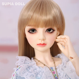 OUENEIFS Supia Hael 1/3 BJD SD Dolls Resin Figures Model Baby Girls Boys High Quality Toys Anime Gift For Birthday Or Christmas-Wooden Toy-thegsnd-thegsnd