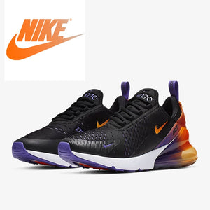 Original Authentic Nike Air Max 270 Men's Running Shoes Breathable Sports Shoes Outdoor Sports Shoes Fashion New CN7077 081