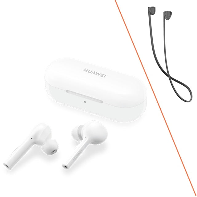Original Huawei FreeBuds Lite TWS Wireless Bluetooth Earphone In-ear with Charging box 12 Hours Double Click Ear IP54 Waterproof - thegsnd